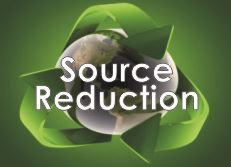 source reduction button