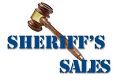 sheriff sales